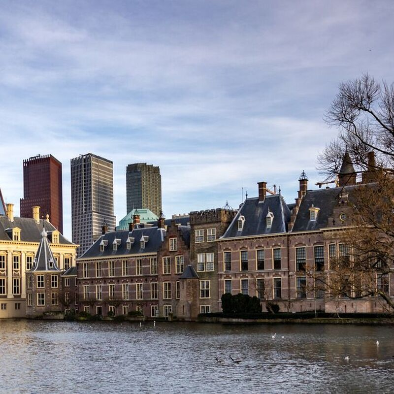 <strong>Hofvijver (Den Haag)</strong>